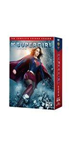 SUPERGIRL/スーパーガール <セカンド・シーズン>DVD コンプリート・ボックス