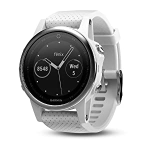 Garmin Fenix 5S Multisport GPS Watch with Outdoor Navigation and ...
