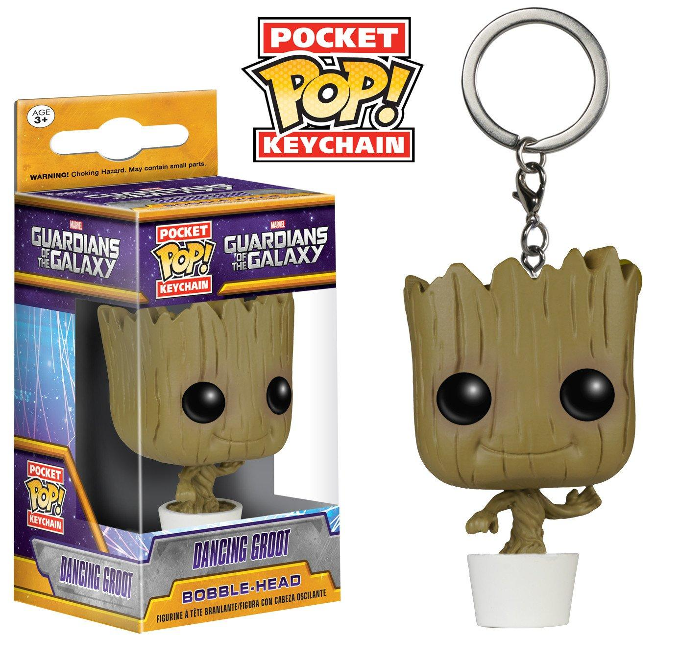 Amazon.com: Funko Pocket POP Keychain: GOTG - Baby Groot ...