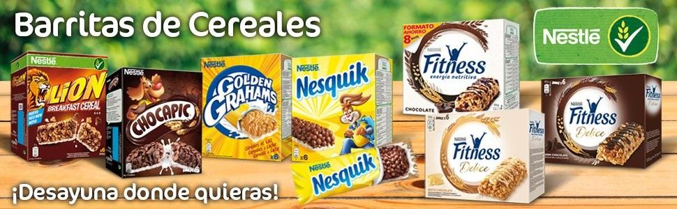 Fitness Barritas de Cereales con Chocolate - 188 gr: Amazon ...