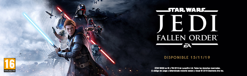 Star Wars Jedi Fallen Order - Xbox One: Amazon.es: Videojuegos
