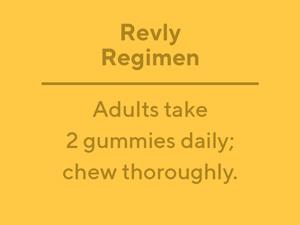 2 gummies daily