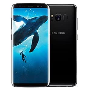 Samsung Galaxy S8 Sm G950fzkdins Midnight Black With Offer Amazon In Electronics