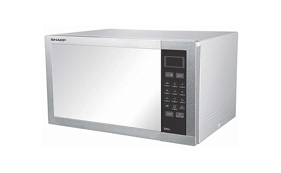 Sharp R-77AR(ST) Microwave