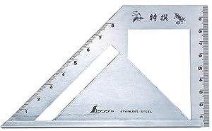 シンワ測定 止型スコヤ 62081