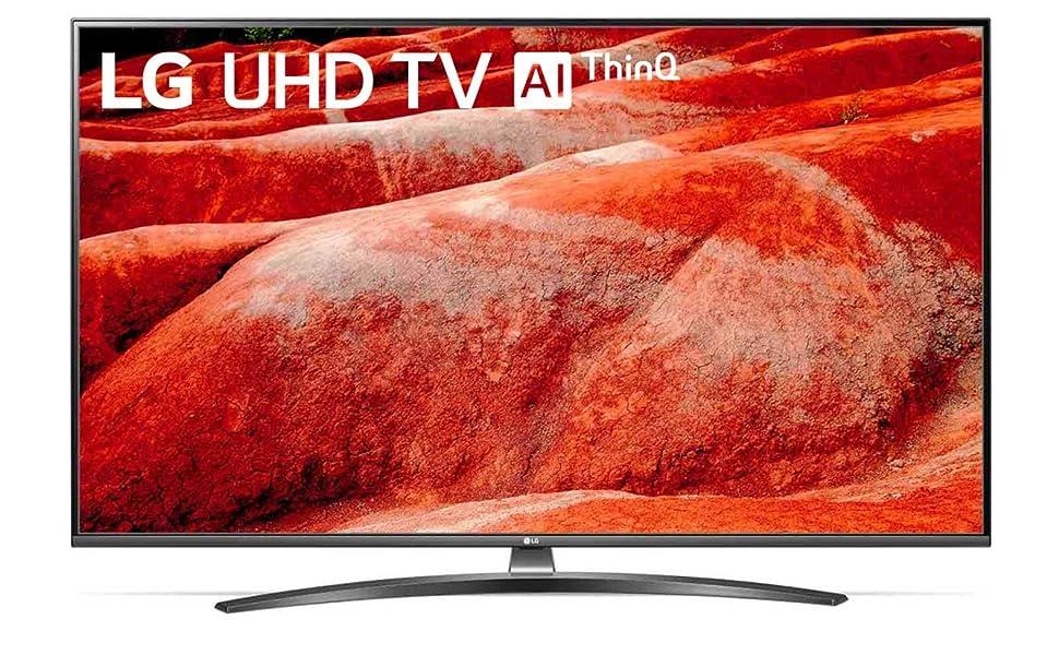 LG 65 Inch 4K UHD Smart Tv- 65UM7660PVA