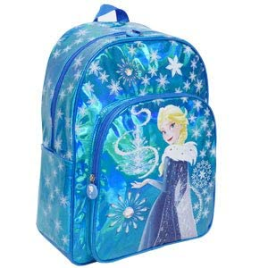 Mochila Disney Frozen Azul