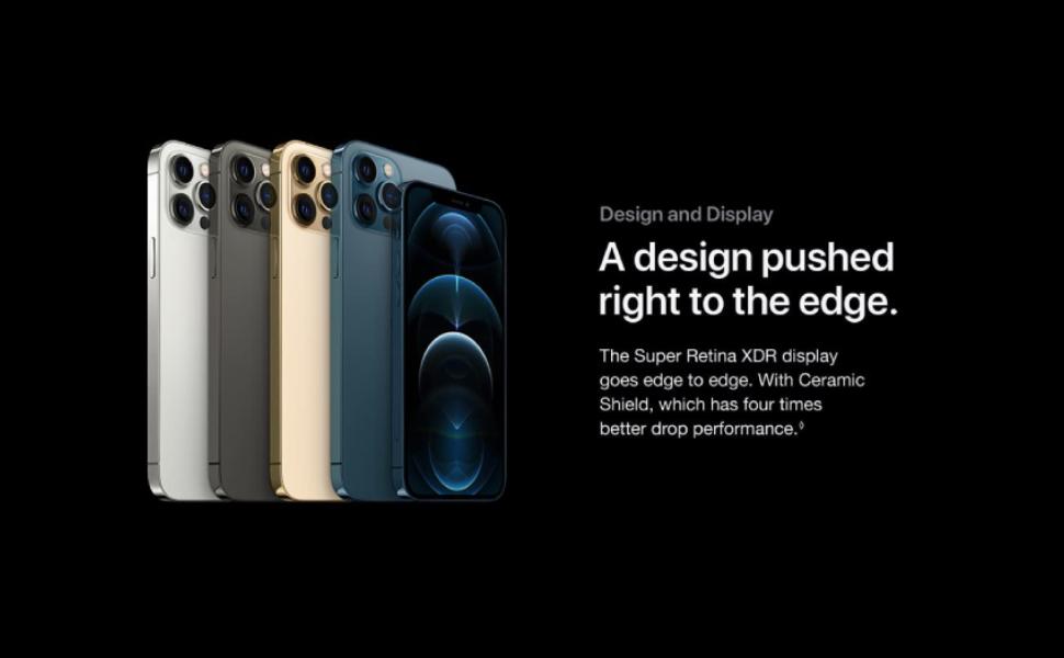 Apple iPhone 12 Pro 128GB 6 GB RAM