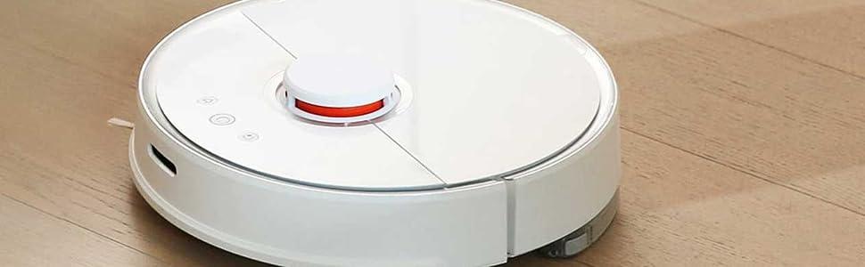 XIAOMI robot aspirador 2 generaciones con la función de fregado y barrido APP Control 5200mAh batería 2000Pa fuerza de succión