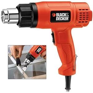 Black+Decker 1750W Electric Heat Gun, Orange - KX1650-B5
