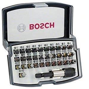 Set di punte per giravite Bosch 2607017319 32 pezzi