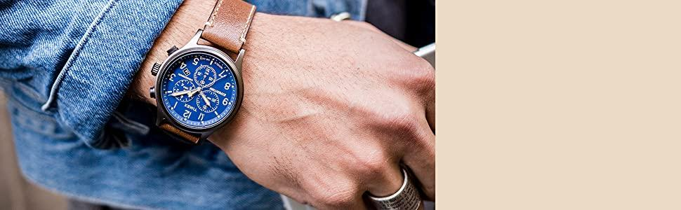Timex Expedition Analog Chronograph Collection