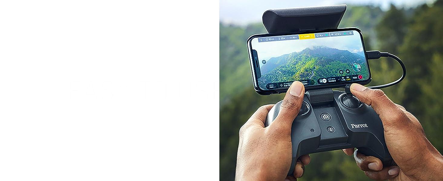 ANAFI Drone - Εύκολο στη χρήση