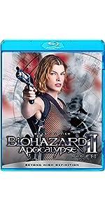 バイオハザードII アポカリプス [AmazonDVDコレクション] [Blu-ray]