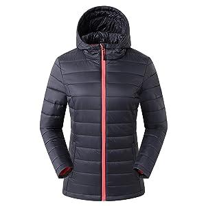 Eono Essentials, giacca termica imbottita, da uomo