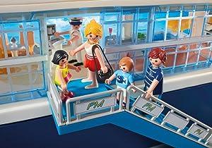 Playmobil crucero 6978 juguetes y juegos - Piscina playmobil amazon ...
