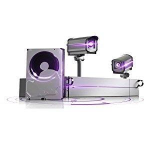 """Purple 3.5"""""""" SATA 6Gb/s 2TB 5400rpm HDD"""