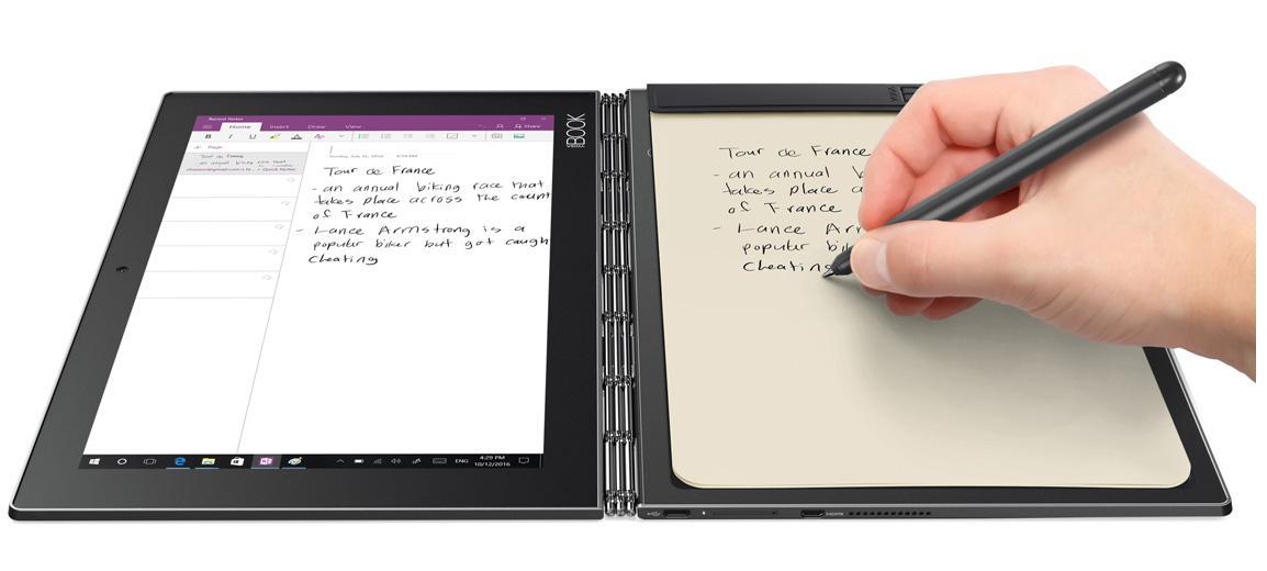 Lenovo Yoga Book Windows