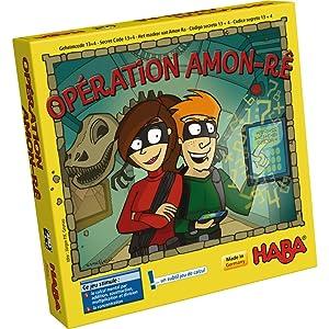 HABA- Código Secreto 13 + 4 Juego de Mesa, Multicolor (302249): Amazon.es: Juguetes y juegos