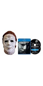 【Amazon.co.jp限定】ハロウィン ブルーレイ+DVD(TRICK OR TREAT STUDIOS社製[ブギーマン]マスク付き) [Blu-ray]