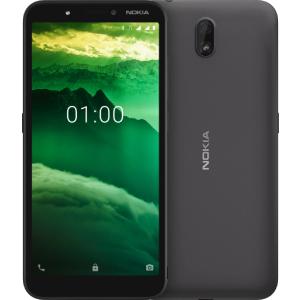 Nokia C1, Dual Sim, 5.45 Inch, 16 GB, 1 GB RAM, 3G