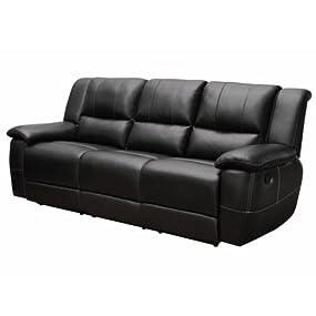 Coaster Home Furnishings Transitional Motion Sofa