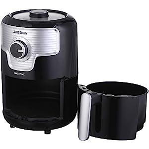 Sonai SH-111 Magic Air Fryer, 1.6 Liters - Black