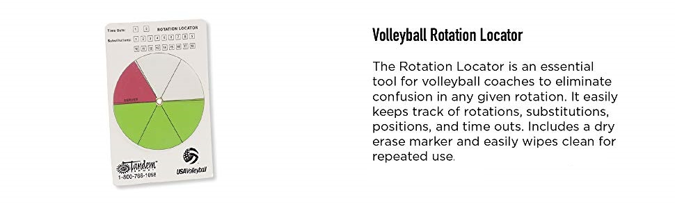 graphic about Volleyball Rotation Sheet Printable called Tandem Video game Volleyball Rotation Locator