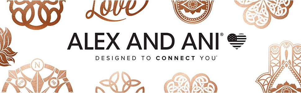 Alex and Ani brand story designed to connect you