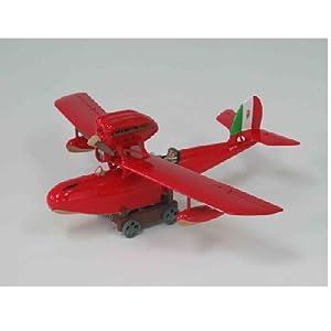 紅の豚 サボイアS.21F 後期型  プラモデル