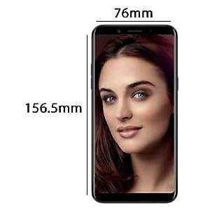 OPPO F5 Youth Dual SIM - 32GB, 3GB RAM, 4G LTE, Black