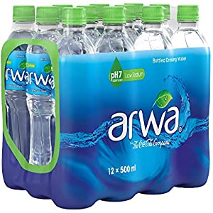 Arwa Bottled Drinking Water