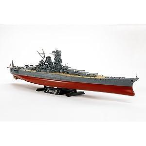タミヤ 1/350 艦船シリーズ No.31 日本海軍 戦艦 武蔵 プラモデル 78031