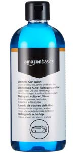 AmazonBasics - Kit de cuidado del automóvil, 6 x 500ml ...