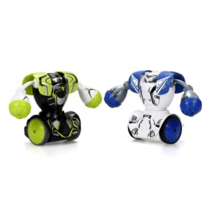 Amazon.es: SilverLit 88052 - Robo Kombat Twin, colores Surtidos