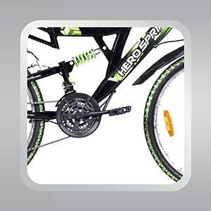 Pedals hero sprint fazer 24t