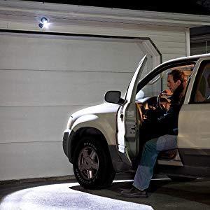 wireless motion sensor light, motion sensing light, motion activated spotlight, wireless spotlights
