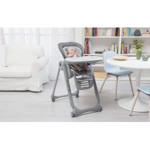Chicco Chaise Haute Polly Magic Relax 4 Roues Amazonfr Bébés