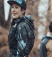 Salomon Active Skin 8 Set Gilet Idratazione Donna 8L 2x Soft Flasks Inclusi Trail Running Escursi...