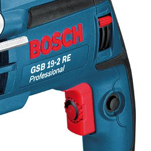 bosch professional gsb 19 2 re corded 240 v impact drill diy tools. Black Bedroom Furniture Sets. Home Design Ideas