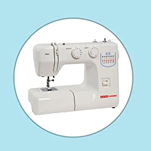 usha janome allure sewing machine manual