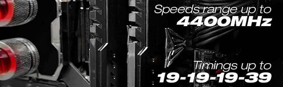 VIPER STEEL DDR4 DRAM