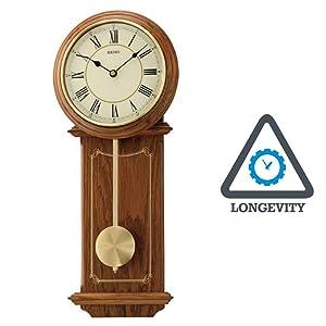 Buy Seiko Pendulum Clock 52 5 Cm X 21 5 Cm X 6 8 Cm