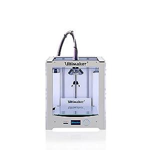 Impresora 3D Ultimaker 2: ensamblada: Amazon.es: Industria, empresas y ciencia