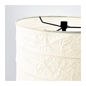 Amazon ikea 30184173 holmo 46 inch floor lamp home improvement kea holmo 46 inch floor lamp white mozeypictures Gallery