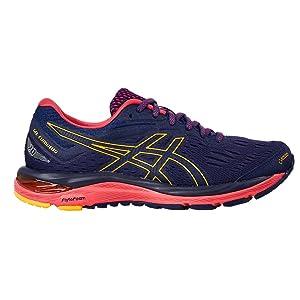 ASICS Gel Cumulus 19, Chaussures de Running Femme, Rose Begonia PinkBaton Rouge 0606, 39.5 EU