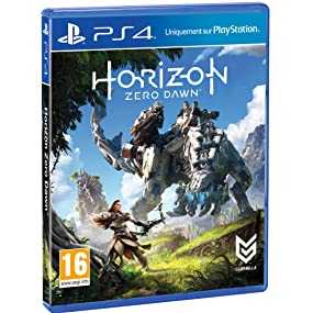 Horizon Zero Dawn : exclusivement sur PS4