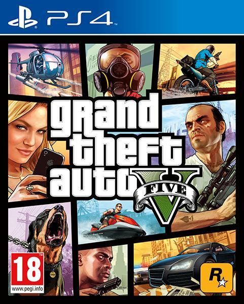 GTA V Premium Edition in uscita nel mese di aprile?