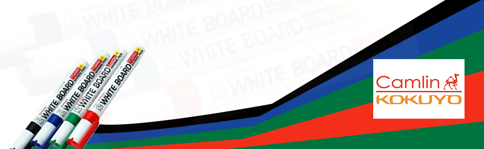 Camlin Kokuyo PB White Board Marker
