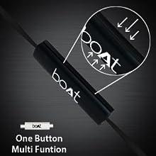 BoAt BassHeads 225 In-Ear Super Extra Bass Headphones